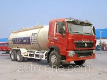 Lingyu CLY5257GXHZZ pneumatic discharging bulk cement truck