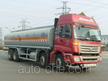 Lingyu CLY5310GHYE1 chemical liquid tank truck