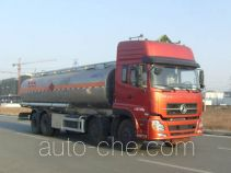 Lingyu CLY5310GRY flammable liquid tank truck