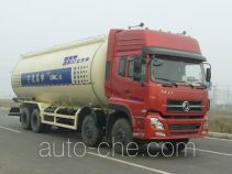 Lingyu CLY5311GFLA9 low-density bulk powder transport tank truck