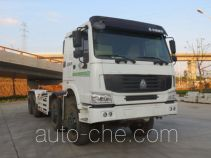Lingyu CLY5311ZXX detachable body garbage truck