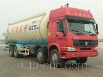 凌宇牌CLY5317GFL1型粉粒物料运输车