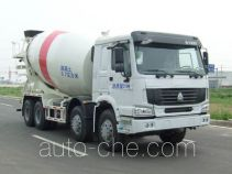 CIMC Lingyu CLY5317GJB4 concrete mixer truck