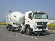 Lingyu CLY5317GJB7 concrete mixer truck