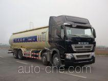 Lingyu CLY5317GXHZZ1 pneumatic discharging bulk cement truck