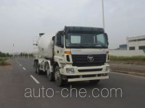 Lingyu CLY5318GJB1 concrete mixer truck