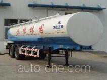 凌宇牌CLY9270GPS型绿化喷洒半挂车