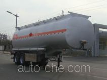 Lingyu CLY9340GYYB oil tank trailer