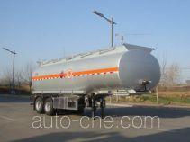 CIMC Lingyu CLY9350GYYA полуприцеп цистерна для нефтепродуктов