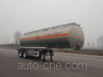 CIMC Lingyu CLY9351GYYA aluminium oil tank trailer