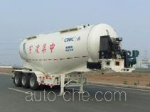 Lingyu CLY9400GFL medium density bulk powder transport trailer