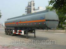 CIMC Lingyu CLY9400GHY полуприцеп цистерна для химических жидкостей