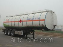 Lingyu CLY9400GLY liquid asphalt transport tank trailer