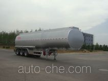 Lingyu CLY9400GRH lubricating oil tank trailer