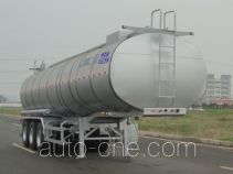 Lingyu CLY9400GSY edible oil transport tank trailer