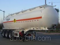 Lingyu CLY9400GYW oxidizing materials transport tank trailer