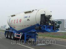 CIMC Lingyu medium density bulk powder transport trailer
