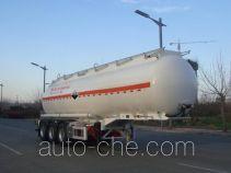 凌宇牌CLY9401GFW型腐蚀性物品罐式运输半挂车