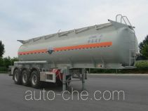 Lingyu CLY9401GFWB corrosive materials transport tank trailer