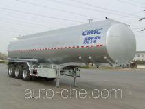 CIMC Lingyu CLY9401GSY полуприцеп цистерна для пищевого масла (масловоз)