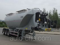 Lingyu CLY9402GFLA medium density bulk powder transport trailer