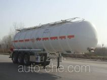 Lingyu CLY9402GFW corrosive materials transport tank trailer