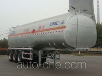 CIMC Lingyu CLY9404GRY flammable liquid tank trailer