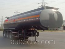 CIMC Lingyu CLY9404GRYC flammable liquid tank trailer