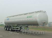 CIMC Lingyu CLY9404GSY полуприцеп масловоз алюминиевый для растительного масла