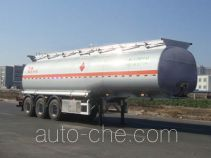 Lingyu CLY9404GYYB oil tank trailer