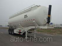 凌宇牌CLY9405GFLC型铝合金中密度粉粒物料运输半挂车