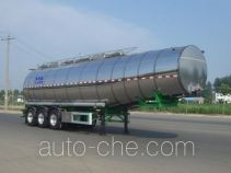Lingyu CLY9405GSY edible oil transport tank trailer
