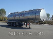 Lingyu CLY9405GSYA edible oil transport tank trailer