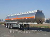 CIMC Lingyu CLY9405GYYB aluminium oil tank trailer