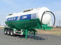 CIMC Lingyu low-density bulk powder transport trailer