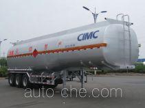 CIMC Lingyu CLY9406GRYC flammable liquid tank trailer