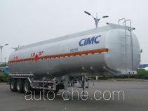 CIMC Lingyu CLY9406GRYD flammable liquid tank trailer