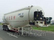 Lingyu CLY9406GXH1 ash transport trailer