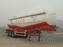 Lingyu CLY9407GXH ash transport trailer