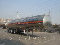 Lingyu CLY9407GYYB aluminium oil tank trailer