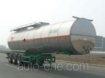 CIMC Lingyu CLY9408GRYB flammable liquid tank trailer