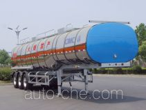 CIMC Lingyu CLY9408GRYD flammable liquid tank trailer