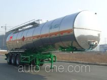 CIMC Lingyu CLY9408GRYG flammable liquid tank trailer