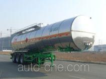 CIMC Lingyu CLY9408GRYH flammable liquid aluminum tank trailer