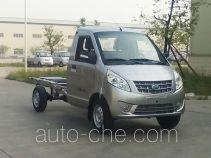 南骏牌CNJ1022SDA30M型轻型载货汽车底盘