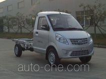 南骏牌CNJ1030SDA30V型轻型载货汽车底盘