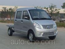 南骏牌CNJ1030SSA30V型轻型载货汽车底盘