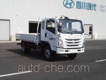 CNJ Nanjun CNJ1080ZDB33V бортовой грузовик