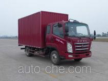 CNJ Nanjun cross-country box van truck