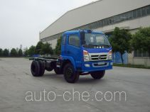 CNJ Nanjun CNJ3040GPA37M dump truck chassis